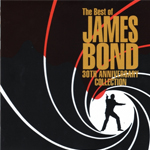 Various - The Best Of James Bond (cover)