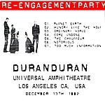 Duran Duran - The Re-Engagement Party (back cover)