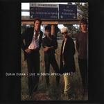 Duran Duran - South Africa 93 (back cover)