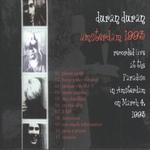 Duran Duran - Amsterdam 1993 (back cover)