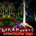 Duran Duran - Argentina 1993 (Full Show) (cover)