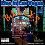 Duran Duran - Live At Ballys Las Vegas (back cover)
