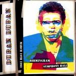 Duran Duran - Birmingham Symphony Hall (cover)