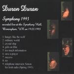 Duran Duran - Birmingham 93 (back cover)
