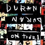 Duran Duran - On Tour - Chicago (cover)