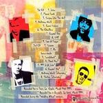 Duran Duran - La Cigale 93 (back cover)