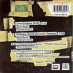 Duran Duran - Come Undone (back cover)