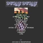 Duran Duran - Live In Denver 1993 (back cover)