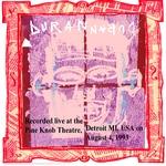 Duran Duran - Detroit 1993 (back cover)