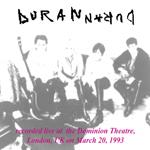 Duran Duran - Dominion Theatre (Late Show) (back cover)