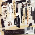 Duran Duran - Duran Duran (back cover)