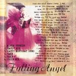 Duran Duran - Falling Angel (back cover)