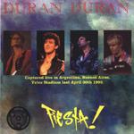 Duran Duran - Fiesta (cover)