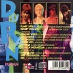 Duran Duran - Gemini (back cover)