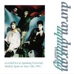 Duran Duran - Aqualung Universal Madrid (back cover)
