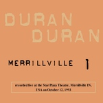 Duran Duran - Merrillville 1 (back cover)