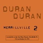 Duran Duran - Merrillville 2 (back cover)