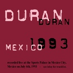 Duran Duran - Mexico (First Show) (back cover)
