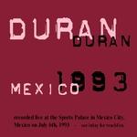 Duran Duran - Mexico (First Show) (back cover)