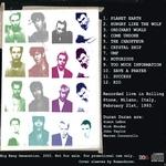 Duran Duran - Milano 1993 (back cover)