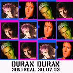 Duran Duran - Montreal 93 (cover)