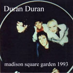 Duran Duran - Madison Square Garden (cover)