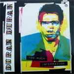 "Duran Duran - Too Much Information 12"" (cover)"