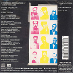Duran Duran - Too Much Information (back cover)