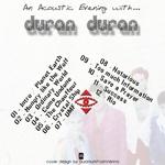 Duran Duran - Flughafen Riem Munich (back cover)