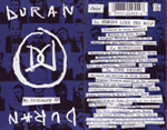 Duran Duran - No Ordinary CS (cover)