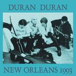 Duran Duran - New Orleans 1993 (cover)