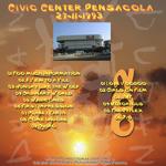 Duran Duran - No Ordinary Pensacola (back cover)
