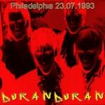 Duran Duran - Philadelphia 1993 (cover)