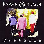 Duran Duran - Live In Pretoria 93 (cover)