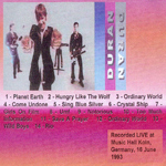 Duran Duran - Rocklife 93 (back cover)