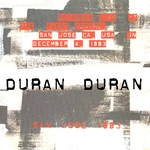 Duran Duran - San Jose 1993 (back cover)
