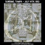 Duran Duran - Amigos In Florida (back cover)