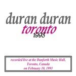 Duran Duran - Toronto 1993 (back cover)