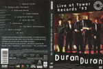 Duran Duran - Live At Tower Records (cover)