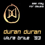 Duran Duran - Ultra Brite 93 (back cover)