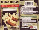 Duran Duran - Come Undone CS (cover)