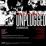 Duran Duran - MTV Unplugged (VH1 Rebroadcast 2006) (back cover)