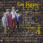 Duran Duran - Live In Las Vegas 93 (back cover)