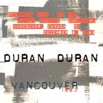 Duran Duran - Vancouver 1993 (back cover)