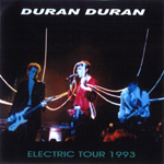 Duran Duran - Electric Tour 1993 (cover)