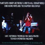 Duran Duran - Electric Tour 1993 (back cover)