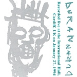 Duran Duran - Cardiff 1994 (back cover)