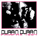 Duran Duran - Fairfax 1994  (cover)