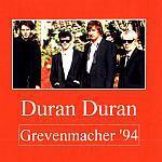 Duran Duran - Grevenmacher 1994 (cover)