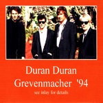 Duran Duran - Grevenmacher 1994 (back cover)